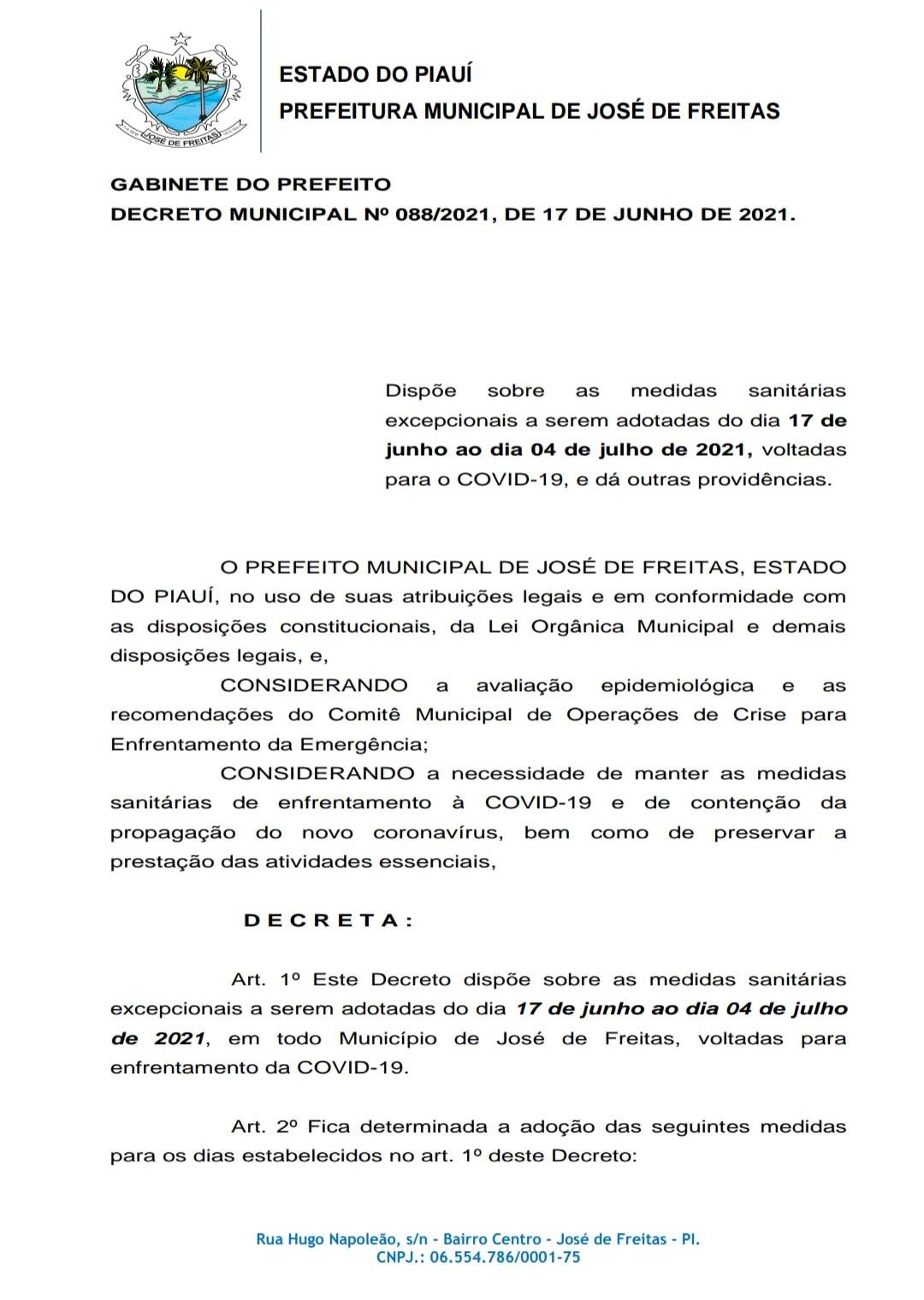 Prefeito interdita Barragem do Bezerro para conter avanço da Covid-19 - Imagem 2