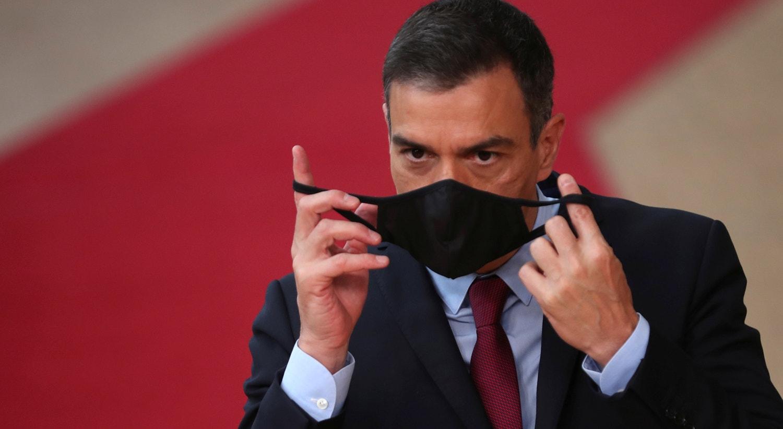 O primeiro-ministro da Espanha, Pedro Sánchez, anunciou nesta sexta-feira (18)- Foto: RTP