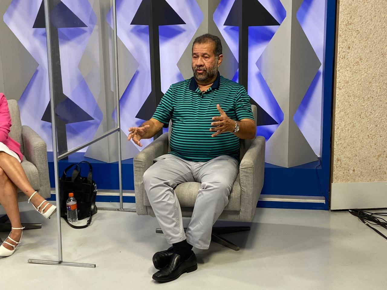 Carlos Lupi deseja candidatura própria no Piauí (Foto: Wellington Benário)