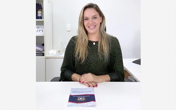 Lanny Cléo, secretária de Gestão Estratégica do TJ-PI