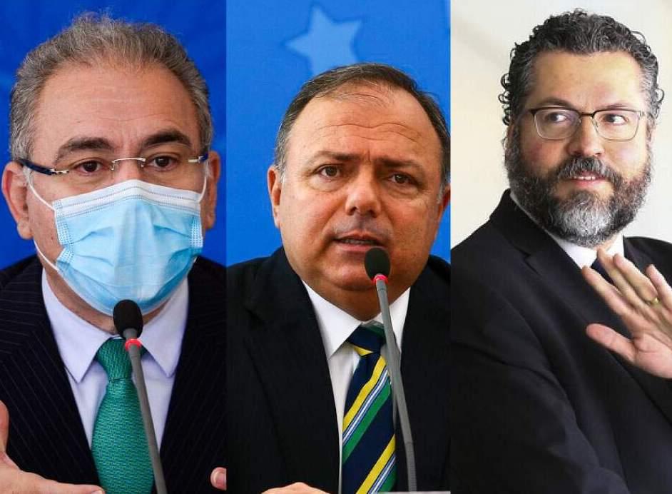 CPI da covid divulga lista com nomes que serão investigados pelos senadores