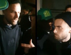 """""""Você é safado"""": Lucas lima do Palmeiras é flagrado em festa clandestina"""