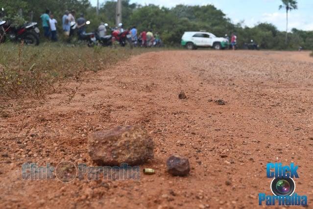 Homem é executado a tiros e enterrado em cova rasa no litoral do Piauí