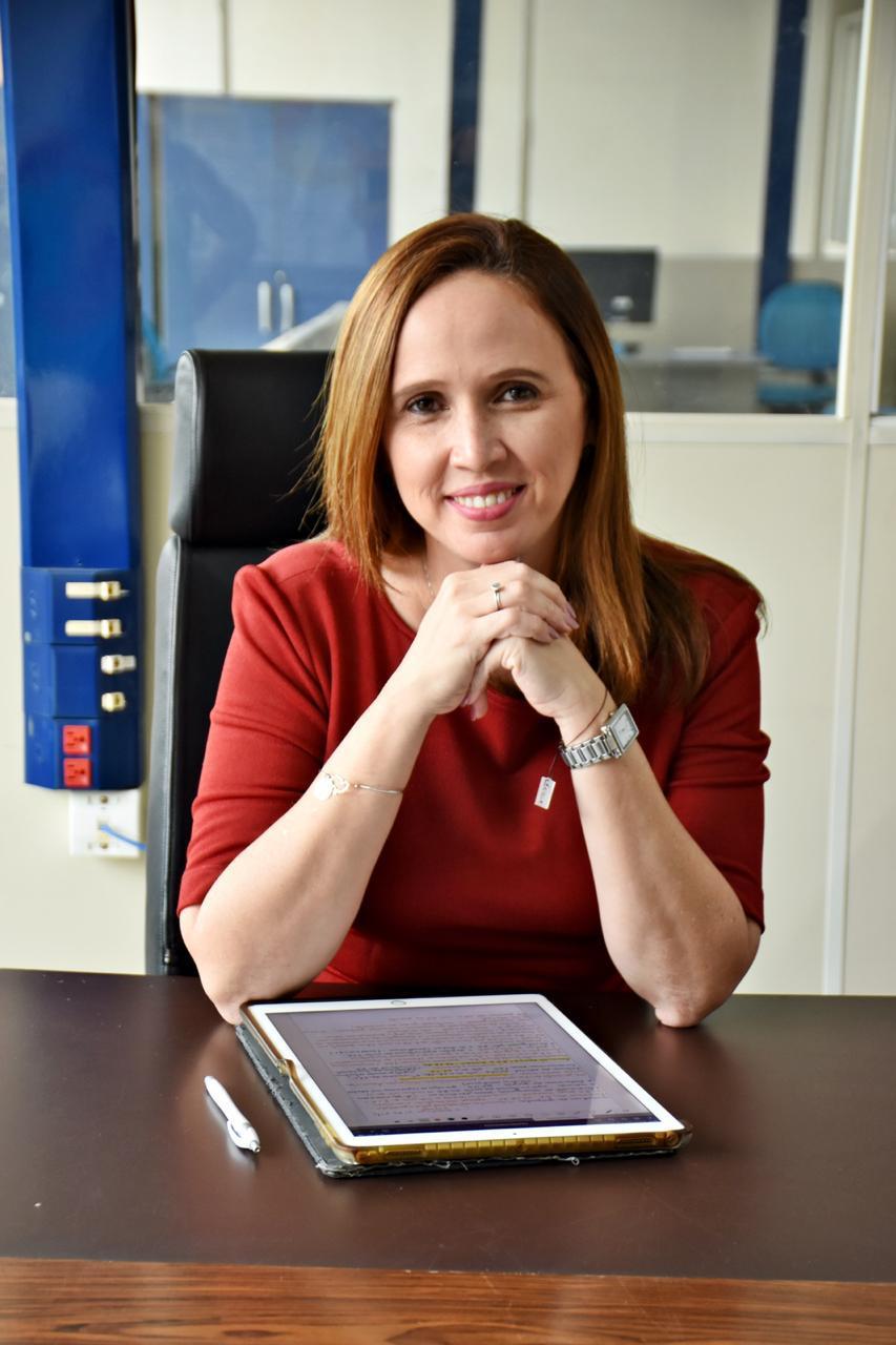 Viviane Moraes Moura é superintendente de PPP Piauí e presidente da Rede PPP. Crédito: Ascom Suparc.