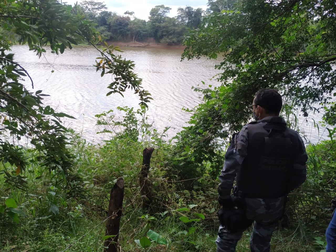 Corpo é encontrado na zona Norte de Teresina - Foto: Matheus Oliveira/Portal Meio Norte