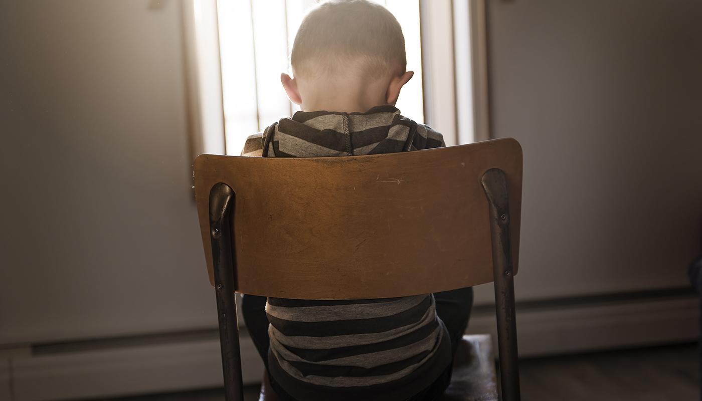 Crianças podem sofrer futuramente com as agressões (Foto: reprodução)