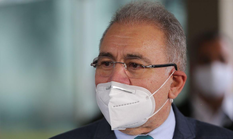 Ministro Marcelo Queiroga volta à CPI no dia 8 de junho (Agência Brasil)