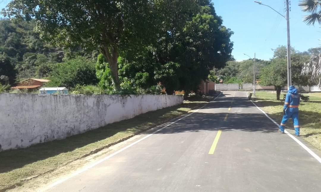 Prefeito João Luiz mantendo sua marca de cidade limpa em Monsenhor Gil - Imagem 5