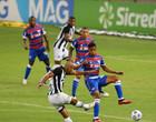 Fortaleza e Ceará empatam em 1 a 1 no primeiro duelo pela Copa do Brasil