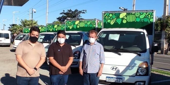 Campo Maior recebe um Caminhão para atender a Agricultura