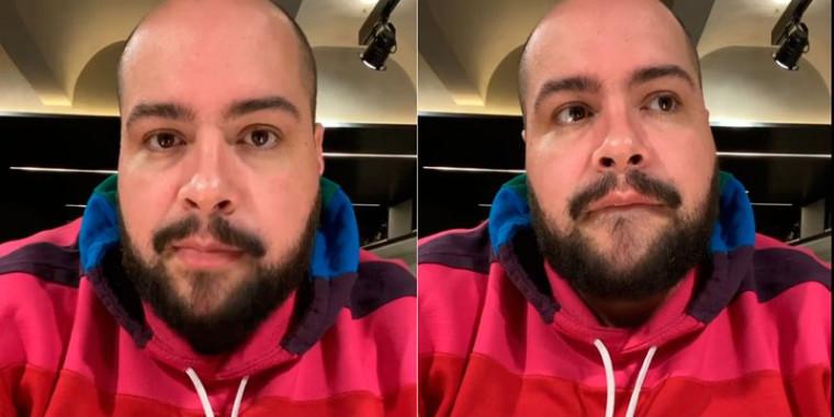 Tiago Abravanel se posiciona após fala homofóbica da tia Patrícia Abravanel