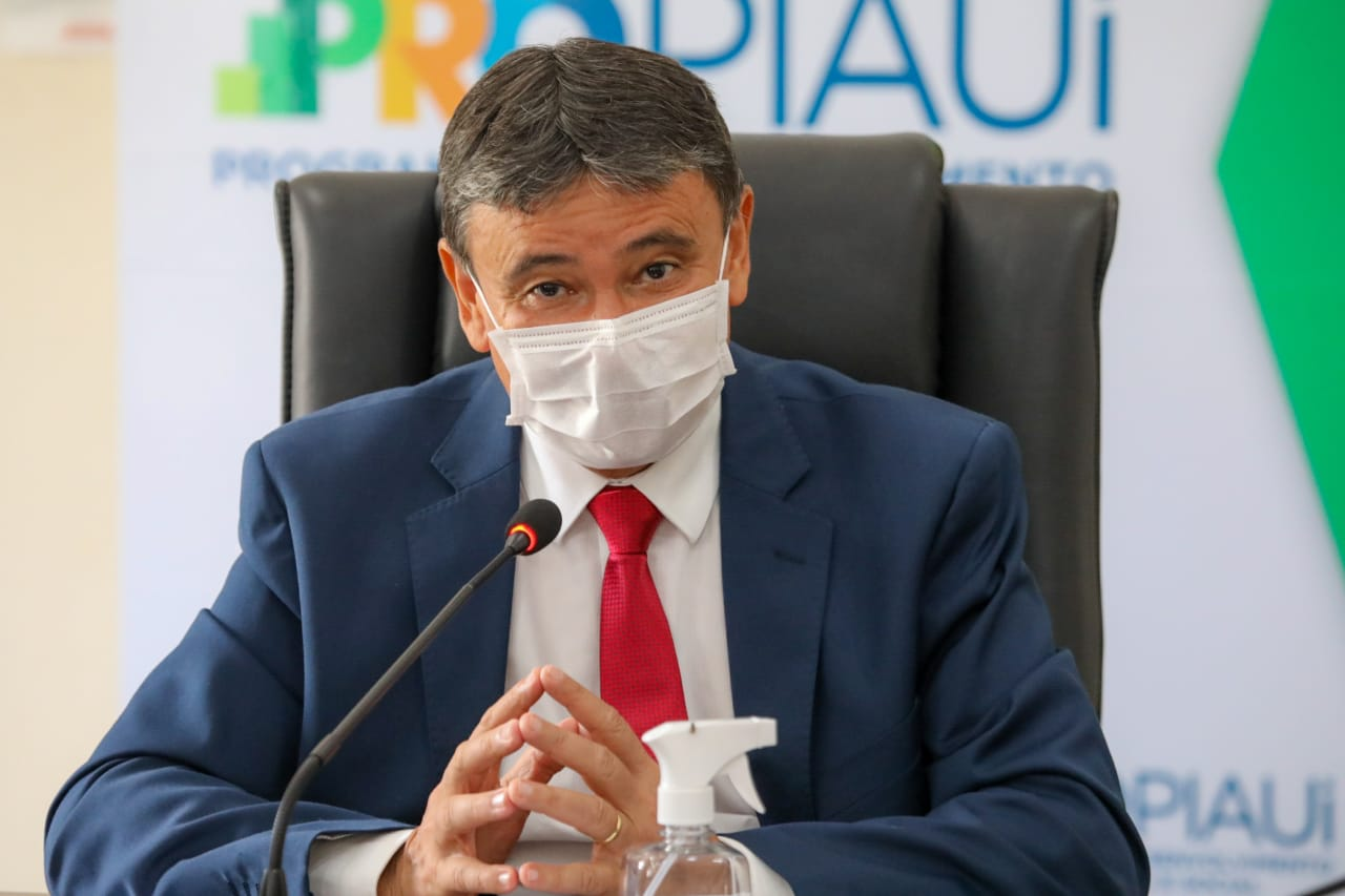 Governador do Piauí decretou luto oficial pelas mais de 500 mil vidas perdidas para a covid-19 no Brasil