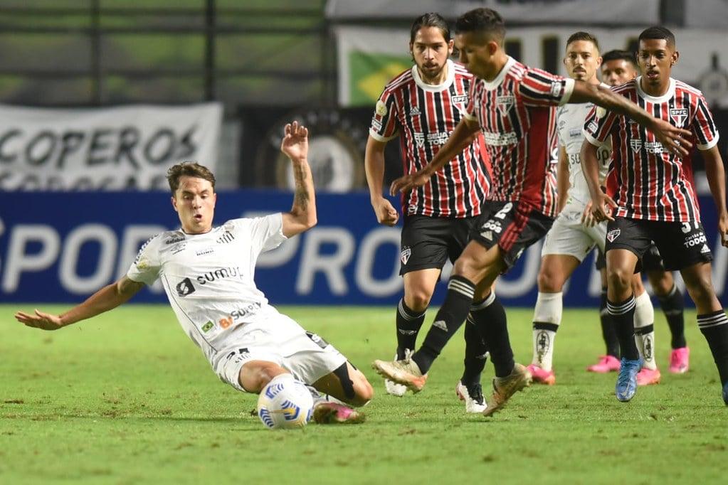 Santos bate o São Paulo (Ivan Storti/Santos)