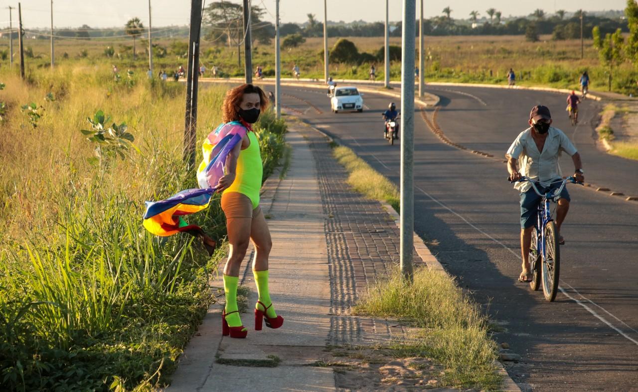 Balé da Cidade de Teresina vai fazer apresentações em todas as zonas da cidade ( fotos: Letícia Santos)Balé da Cidade de Teresina vai fazer apresentações em todas as zonas da cidade ( fotos: Letícia Santos)
