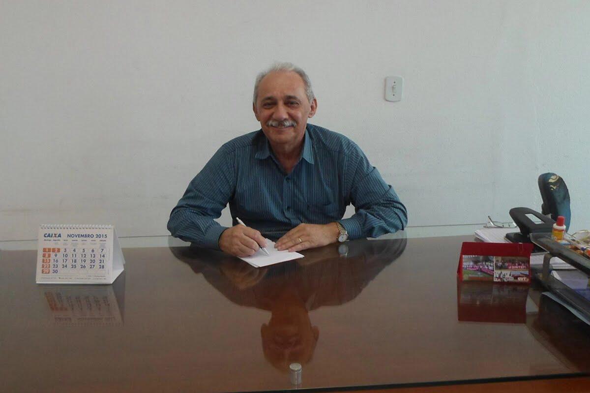 Professor da Uespi, Pedro Rodrigues Magalhães, morre vítima da covid-19 - Foto: Reprodução/Facebook