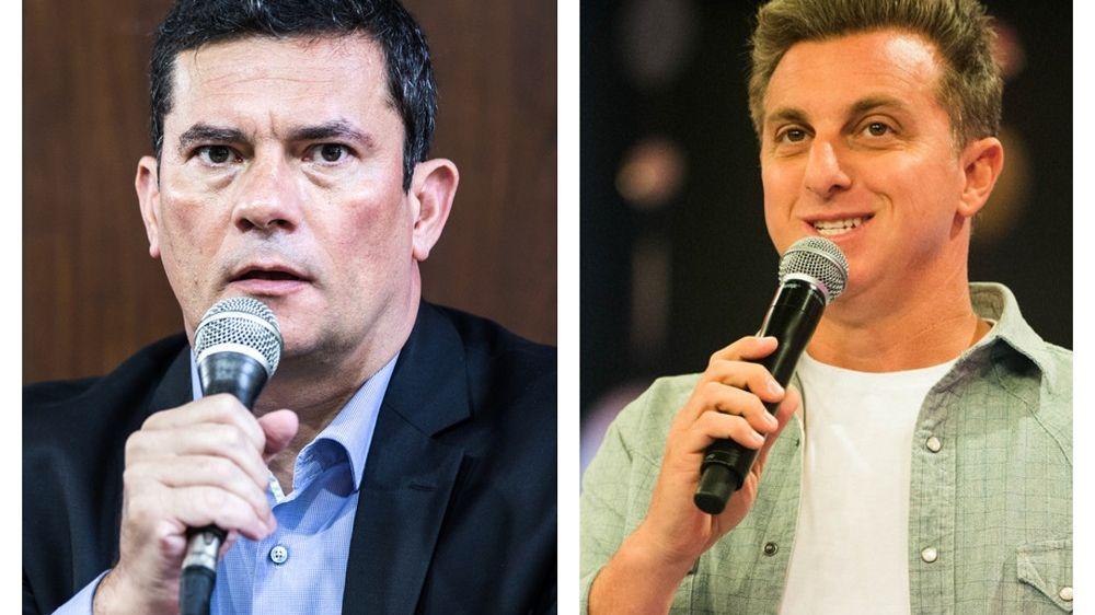 Desistências de Sergio Moro e Luciano Huck enfraquecem tese da terceira via para 2022- Foto: Reprodução