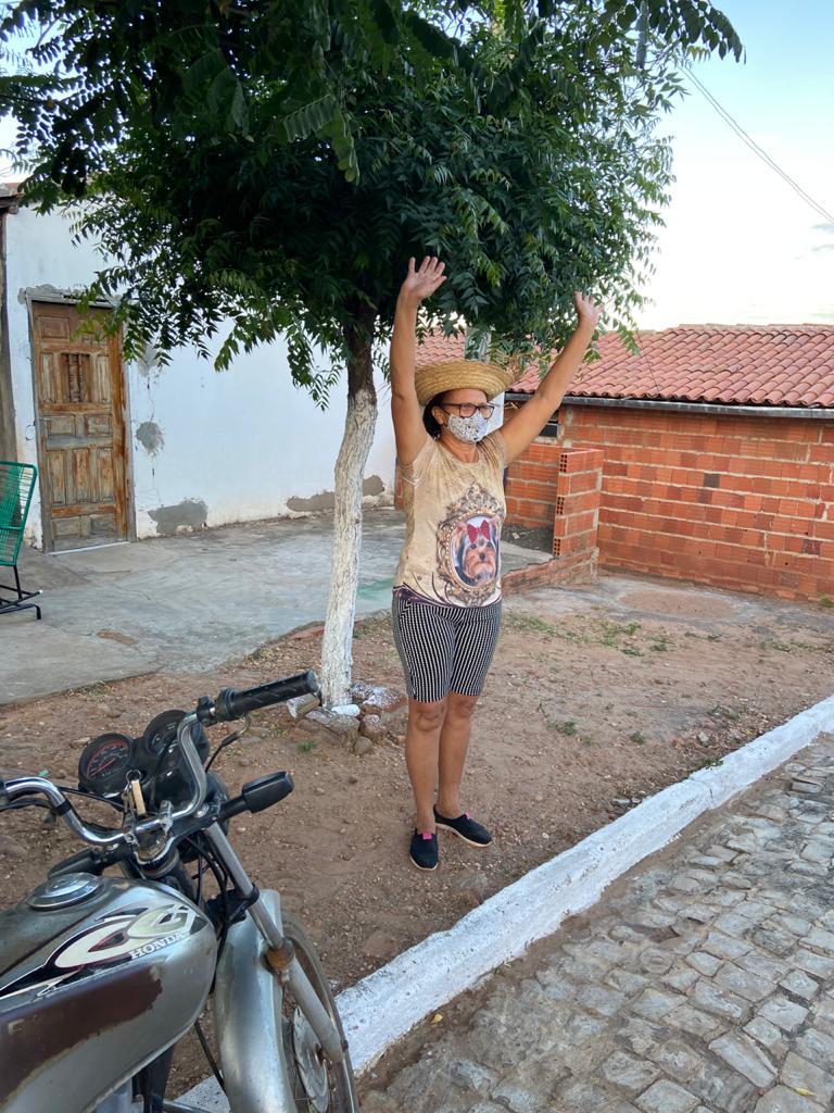 """Assistência Social de Campinas do Piauí realiza """"Arraiá Social dos Idosos"""" - Imagem 2"""