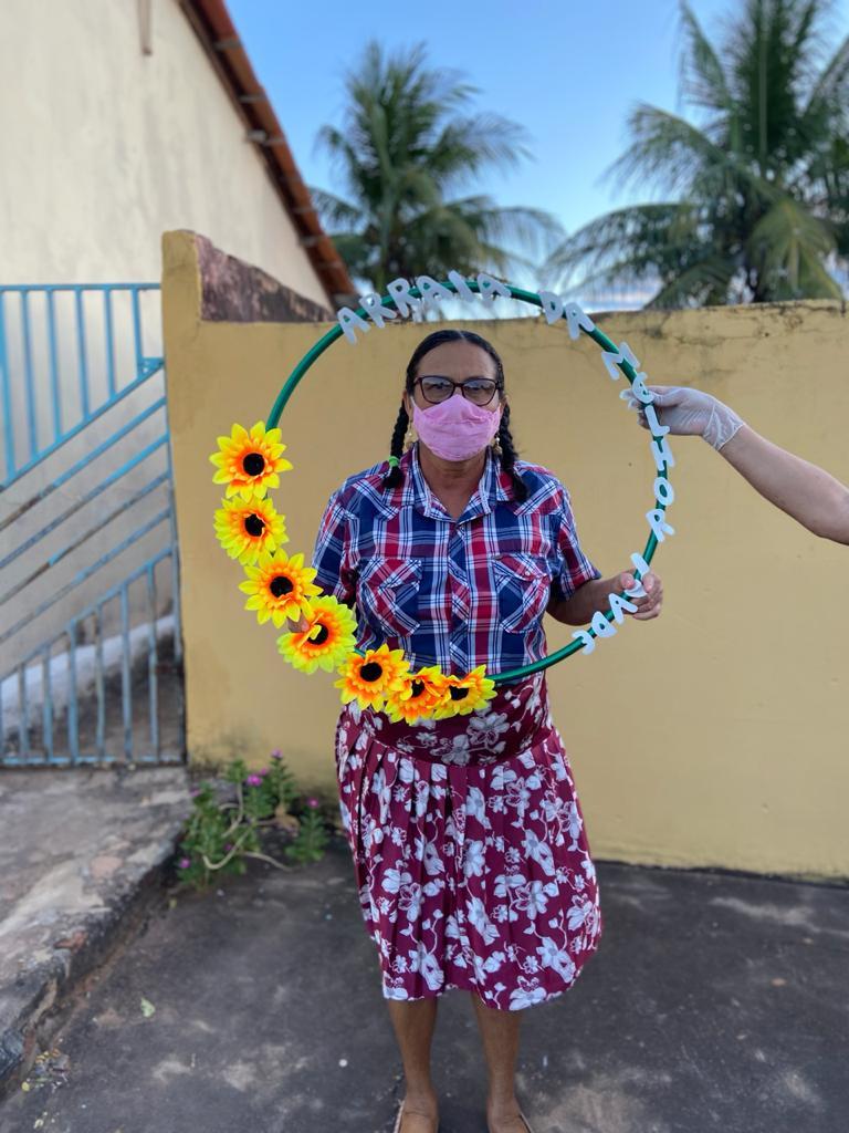 """Assistência Social de Campinas do Piauí realiza """"Arraiá Social dos Idosos"""" - Imagem 12"""