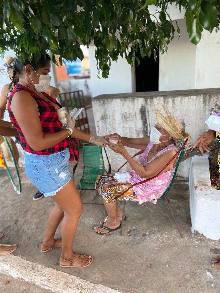"""Assistência Social de Campinas do Piauí realiza """"Arraiá Social dos Idosos"""" - Imagem 8"""