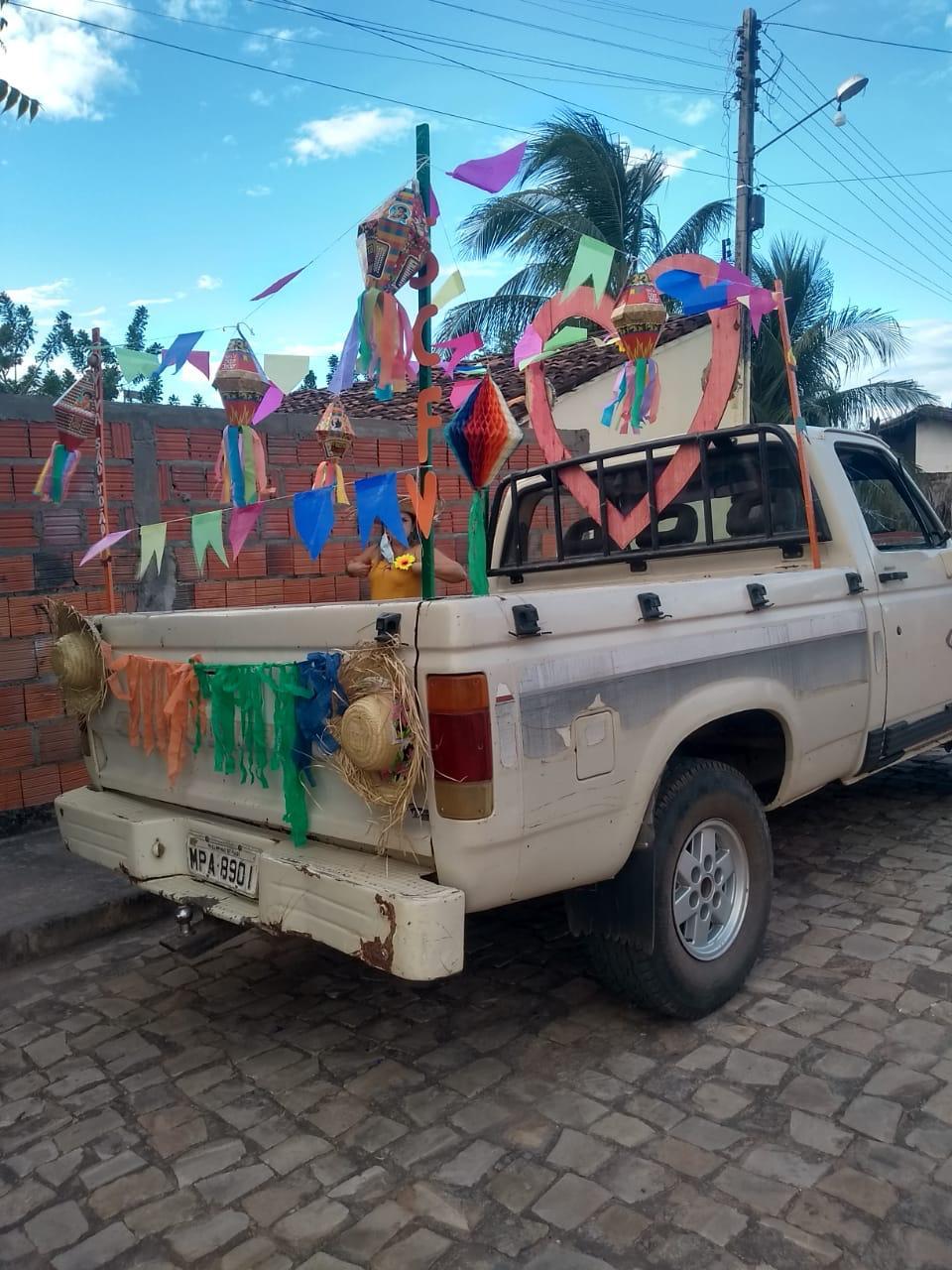 """Assistência Social de Campinas do Piauí realiza """"Arraiá Social dos Idosos"""" - Imagem 14"""