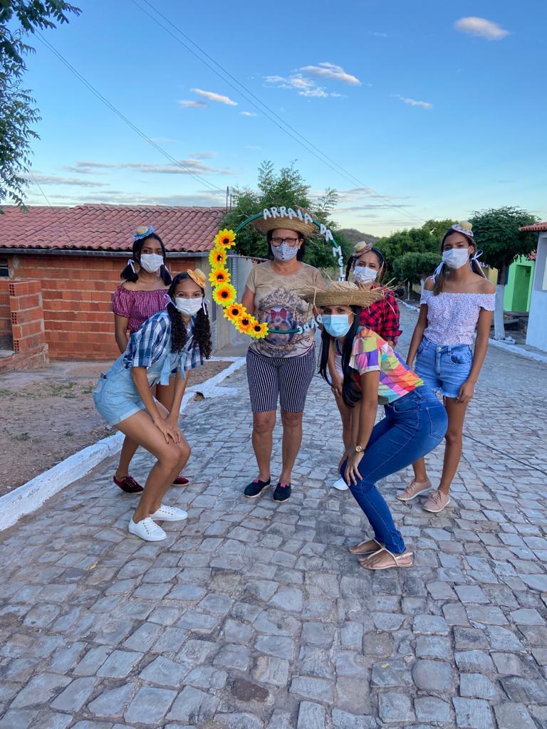 """Assistência Social de Campinas do Piauí realiza """"Arraiá Social dos Idosos"""" - Imagem 11"""