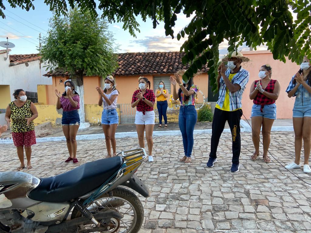 """Assistência Social de Campinas do Piauí realiza """"Arraiá Social dos Idosos"""" - Imagem 26"""