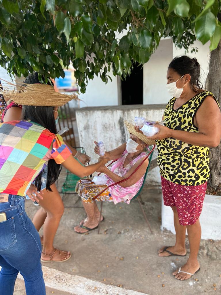 """Assistência Social de Campinas do Piauí realiza """"Arraiá Social dos Idosos"""" - Imagem 10"""
