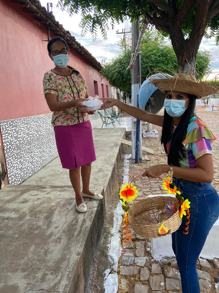 """Assistência Social de Campinas do Piauí realiza """"Arraiá Social dos Idosos"""" - Imagem 18"""