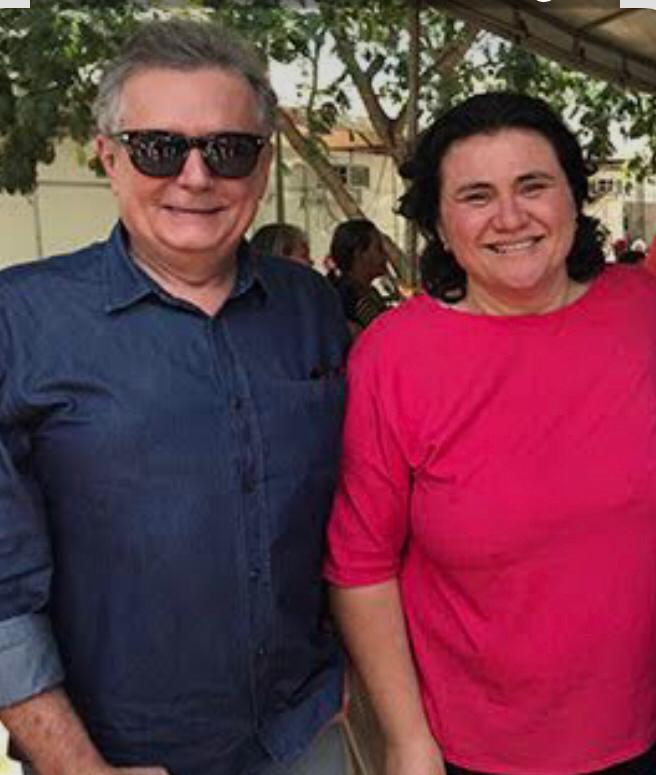Deputado Flávio Nogueira e a Prefeita de Piripiri, Jôve Oliveira, somam esforços para atrair recursos para o município