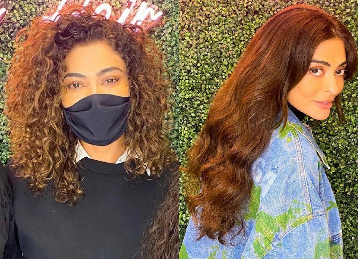 Juliana Paes muda o visual dos cabelos (Foto: Divulgação)