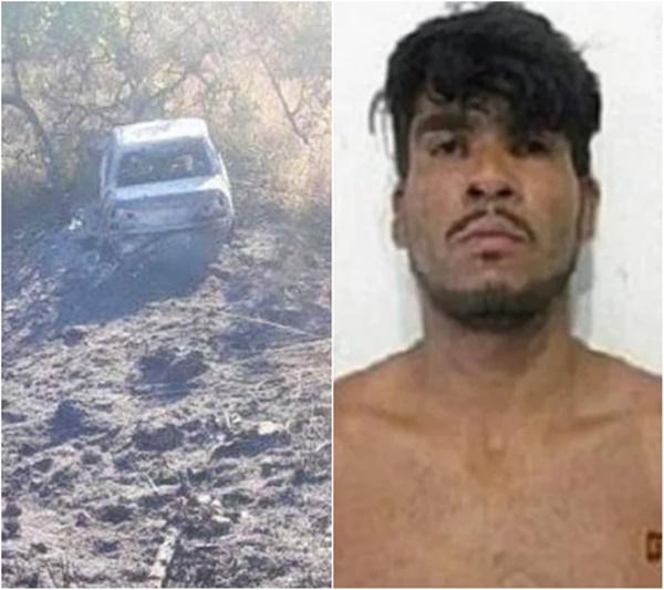 Saiba quais animais o serial killer Lázaro Barbosa abateu e comeu na mata - Imagem 2