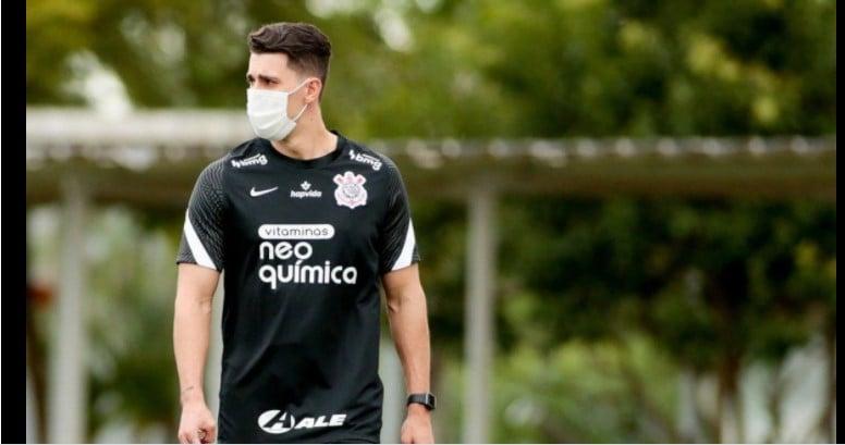 Jogador que foi chamado de racista admite atitude e pede desculpas/Rodrigo Coca / Agência Corinthians