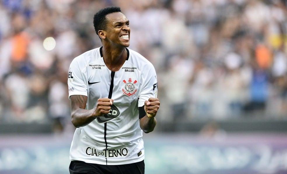 Jô no Corinthians - Foto: Reprodução