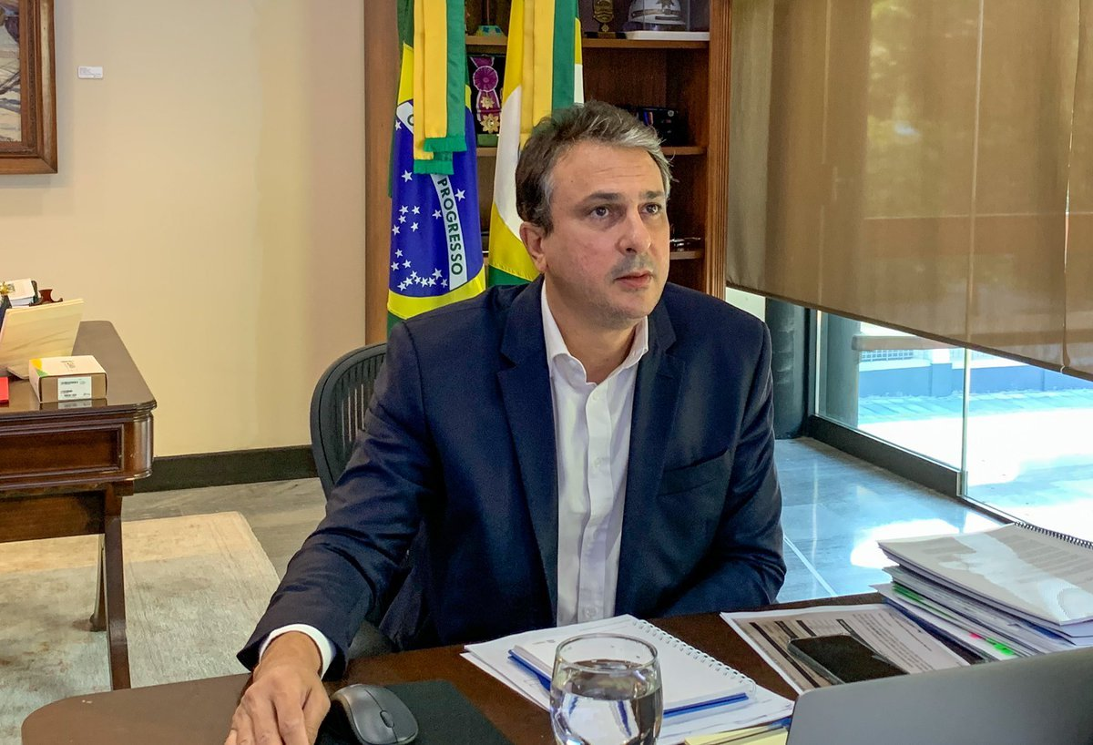 Governador do Ceará, Camilo Santana, lança edital com seis mil vagas