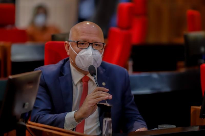 Deputado Franzé teve projeto de lei aprovado por unanimidade (Thiago Amaral)