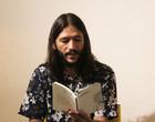 Demetrios Galvão diz que foi fisgado pela poesia