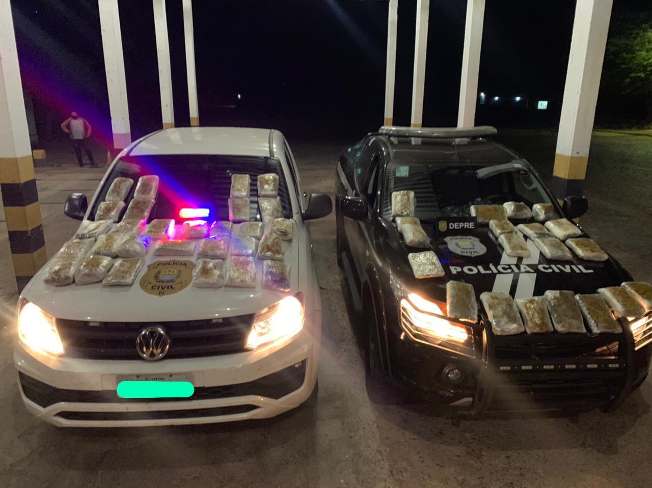 Operação Narco BRA-PI é deflagrada no Piauí