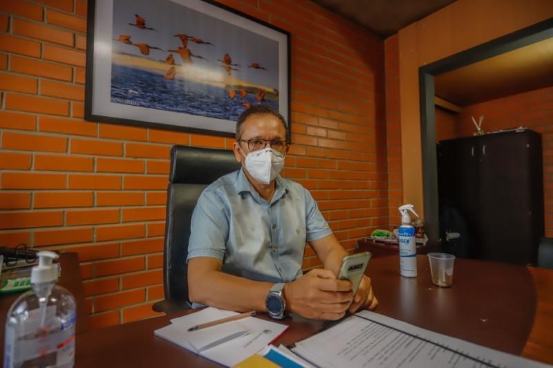 Deputado estadual Dr. Hélio Oliveira (PL) - Foto: Alepi