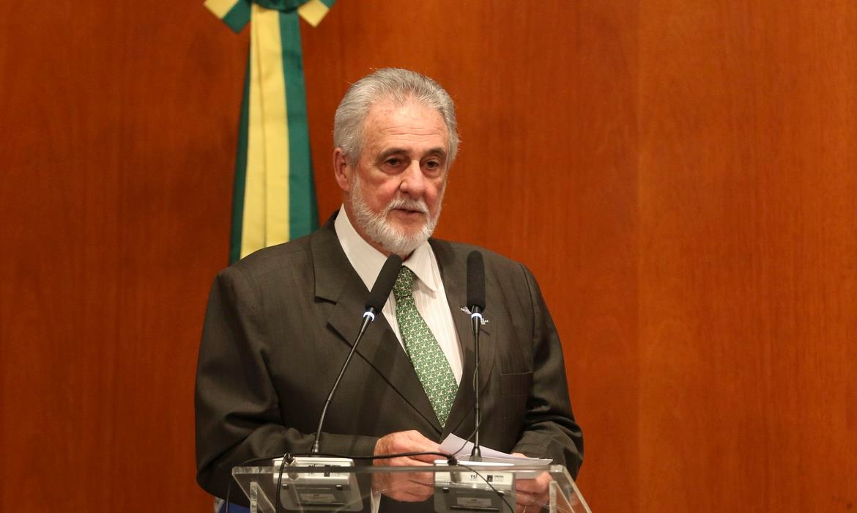 Presidente do Sebrae, Carlos Melles