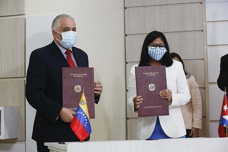 Venezuela compra 12 milhões de doses de vacina cubana contra CovidVenezuela compra 12 milhões de doses de vacina cubana contra Covid