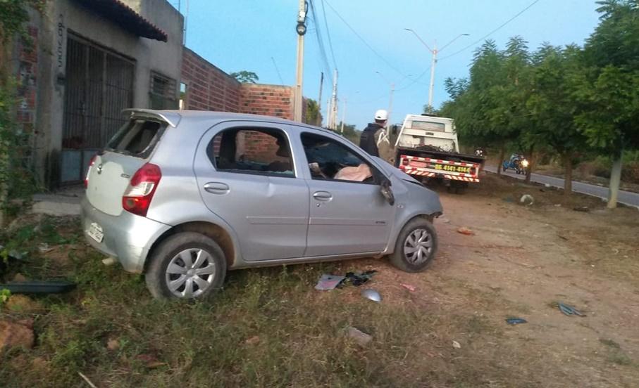 Criança é atropelada por veículo descontrolado na zona Sul de Teresina