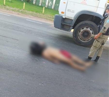 Homem morreu após sair do motel correndo sem roupas. (Foto: Reprodução)