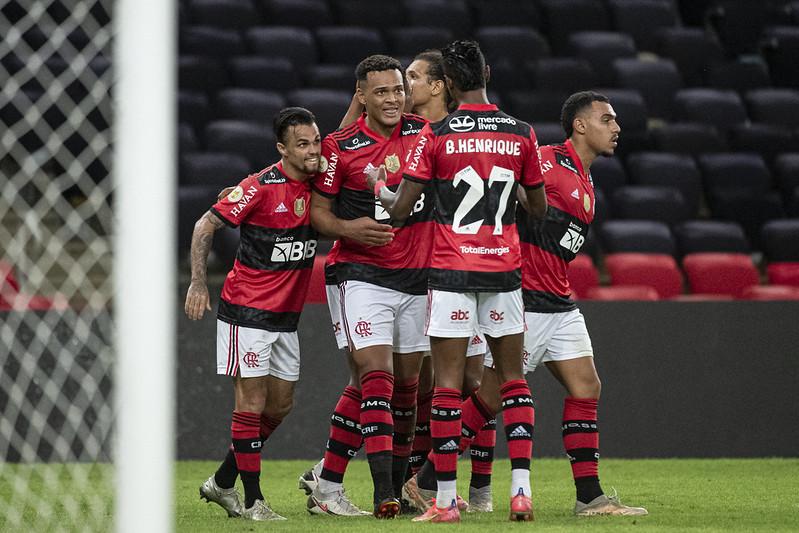 Flamengo pega o Juventude pelo Brasileirão neste domingo (27)- Foto: Alexandre Vidal