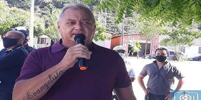 Prefeito Evangelista Resende consegue benefícios para Milton Brandão