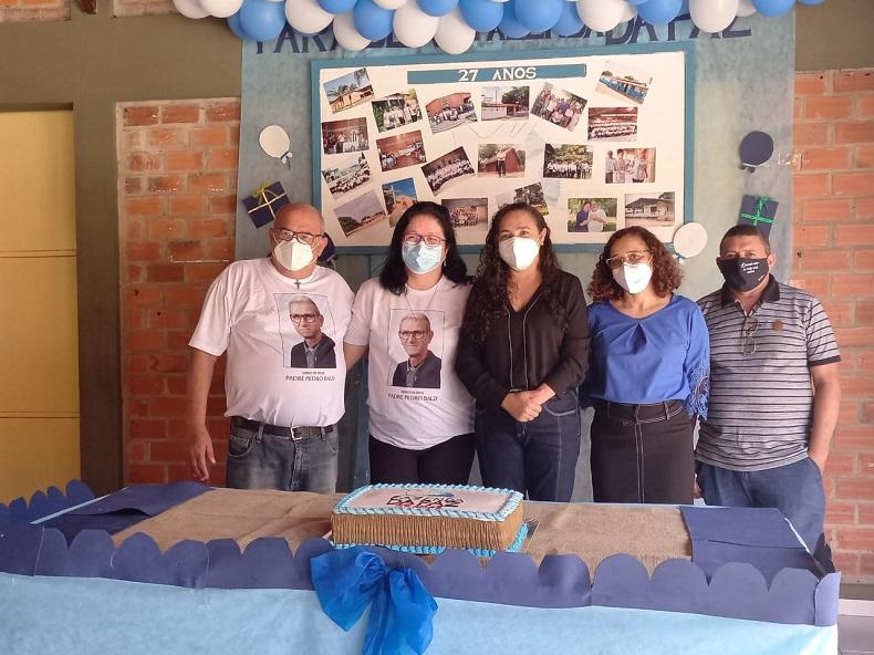 Fazenda da Paz completa 27 anos regatando vidas- Foto: Cendrogas