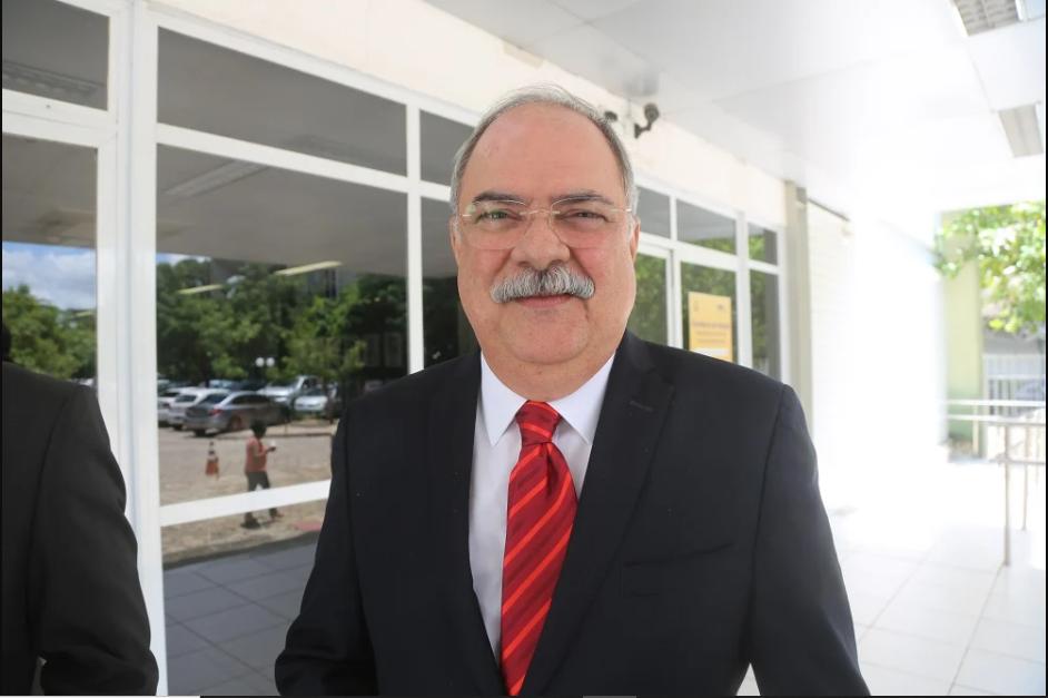 As informações foram repassadas pelo secretário Osmar Junior (Foto: Efrém Ribeiro)
