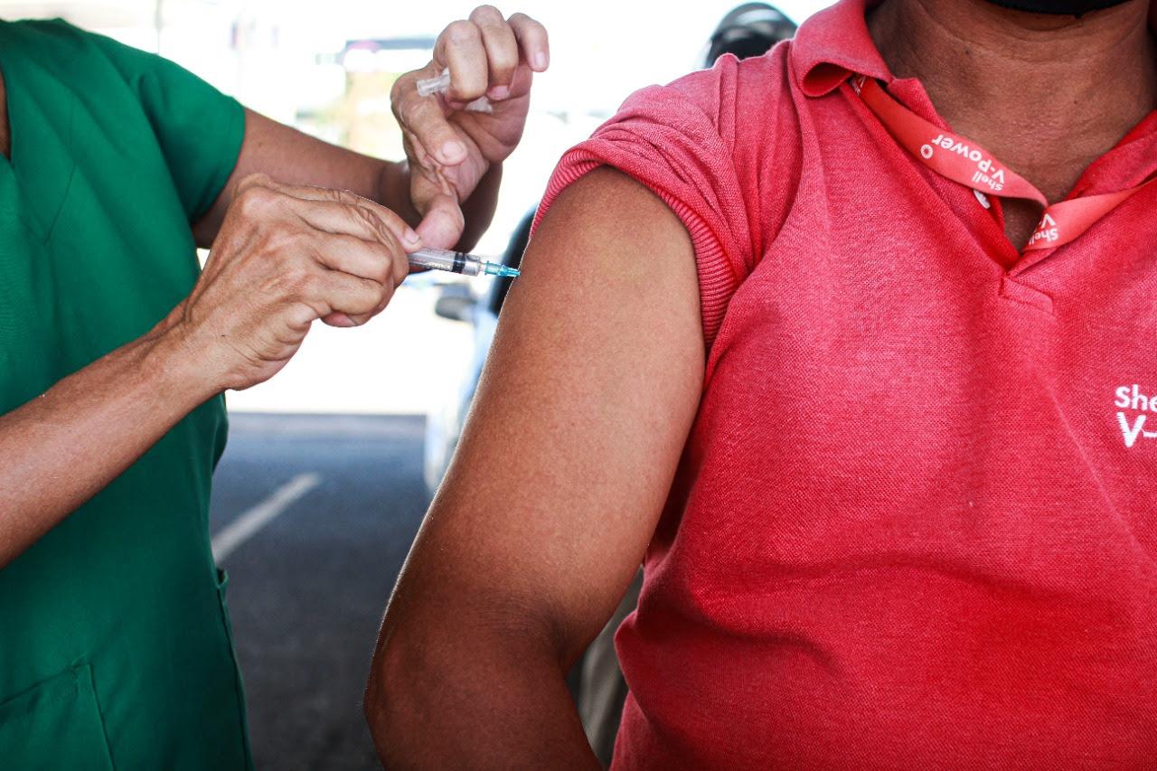 Vacinação contra Covid-19   FOTO: Divulgação