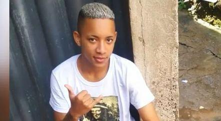 Ryan Pablo foi morto com tiros disparados por policial militar. (Foto: Reprodução - redes sociais)