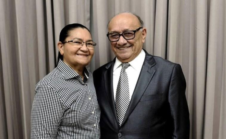 Pastor Nestor morre em decorrência de um infarto (Foto: Reprodução Redes Sociais)