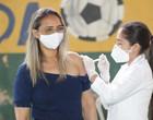 Porto é a primeira cidade dos Cocais a vacinar profissionais da educação